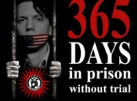 Jeremy Hammond, a year in prison without trial
