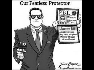 FBI cartoon