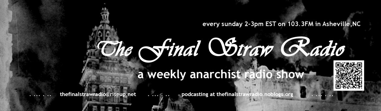 The Final Straw Radio Podcast