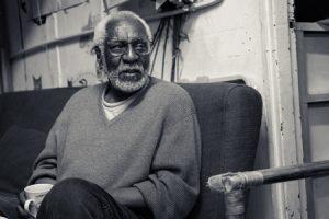 Mark Cook, former Black Panther, member of the George Jackson Brigade and political prisoner