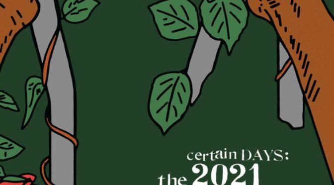 2021 Certain Days: Freedom For Political Prisoners Calendar cover