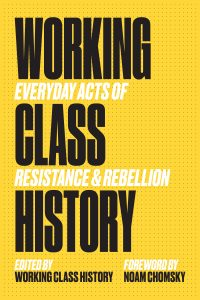book cover for 'Working Class History'