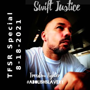 Swift Justice from his support blog